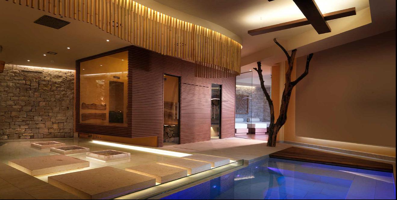hotel invest spa wellness la cheie