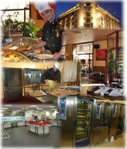 hotel bucatarie profesionala aparatura de bucatarie dotari hoteliere
