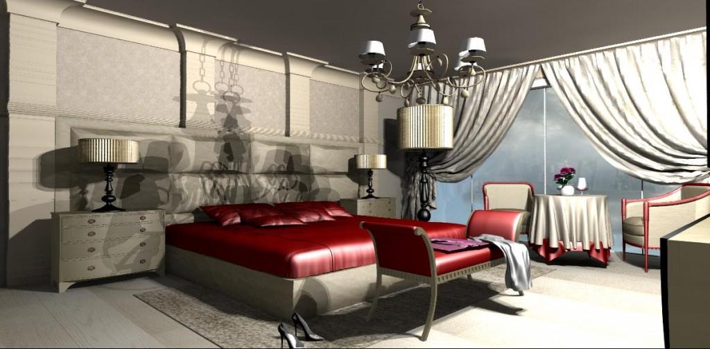 Dormitor Classic Room 1
