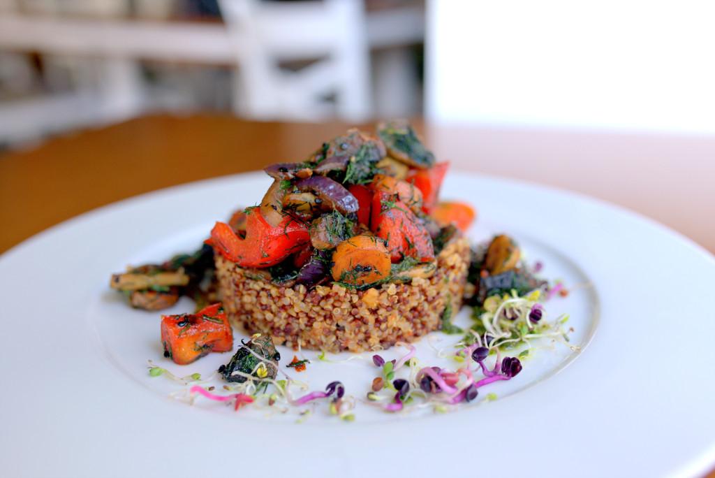 Fel Principal (vegan) - Quinoa Maya